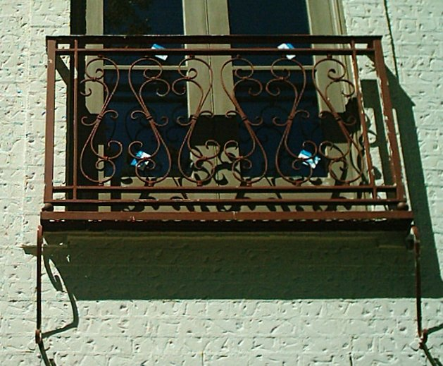 1000 Images About Iron Balcony Designs On Pinterest
